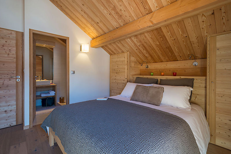 Our chalets in pictures: Lombard Vasina